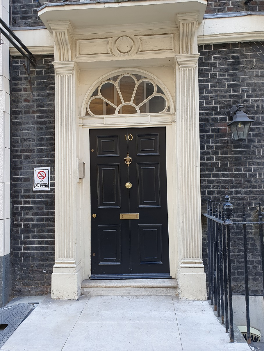 Is this the real No. 10?